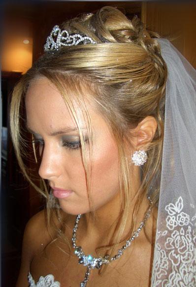 свадебные прически 202